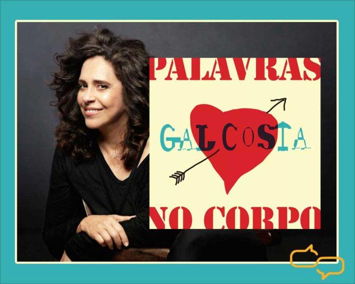 Gal Costa's new single is 'Palavras No Corpo'