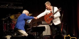 So Nice! David Benoit and Marc Antoine 'Live' in Chicago