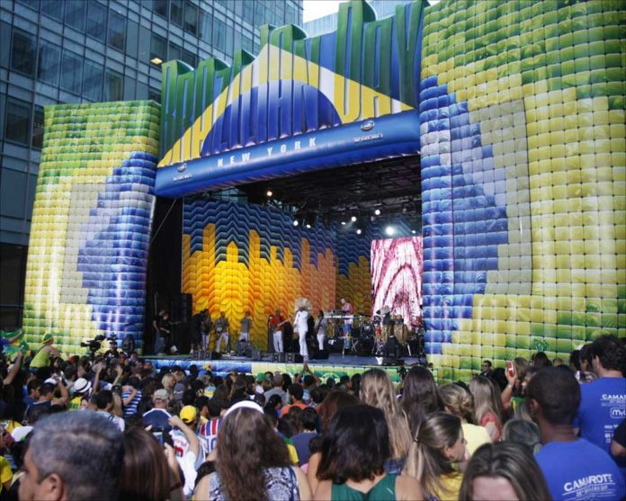 Brazilian Day In New York