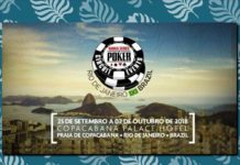 The World Series of Poker at Rio de Janeiro's iconic Belmond Copacabana Hotel