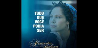 Alexandra Jackson Sings 'Tudo Que Voce Podia Ser' at Connectbrazil.com