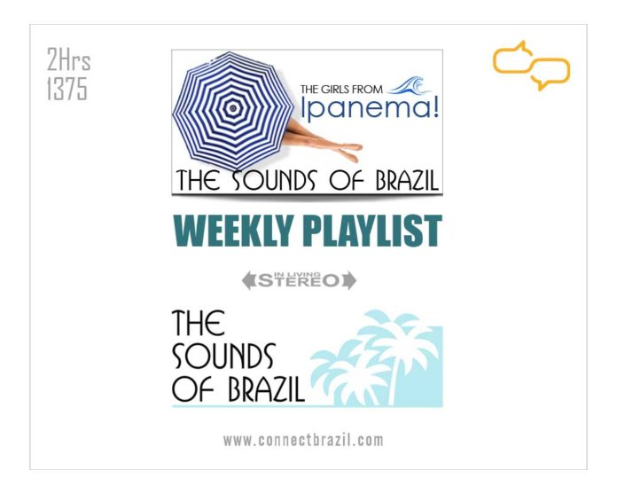 The Girls From Ipanema on The Sounds of brazil at Connectbrazil.com