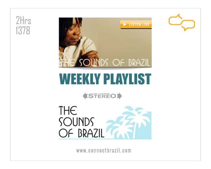 The Best of Milron Nascimento on The Sounds of Brazil at Connectbrazil.com