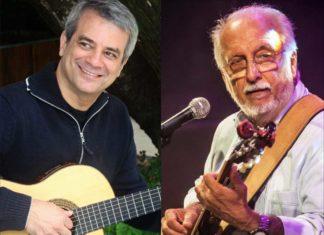 Roberto Menescal and Ricardo Silveira share birthdays today (Connectbrazil.com)
