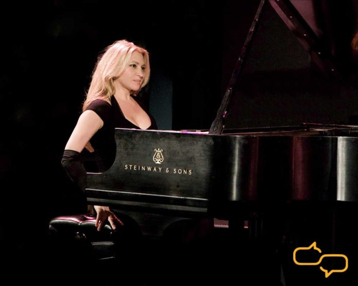 Eliane Elias loves to perform at City Winery Chicago, November 13, 2018 (Connectbrazil.com)