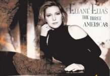 The Three Americas by Eliane Elias - a One-Track Mind review at Connectbrazil.com