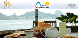 Relax with Scott Adams and The Sunday Brazilian Brunch, streaming live at 9 am, 2 pm and 8 pm CT, Sundays only, exclusively at Connectbrazil.com