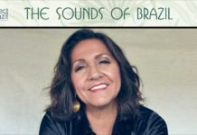 It's The Best of Kenia's Brazilian Jazz on The Sounds of Brazil at Connectbrazil.com
