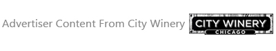 Advertiser Content From City Winery Chicago. Looking for the warmth of Brazilain Jazz in chilly November? We've got you covered.