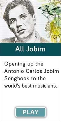 All Jobim is one of 13 streaming music channels at Connectbrazil.com