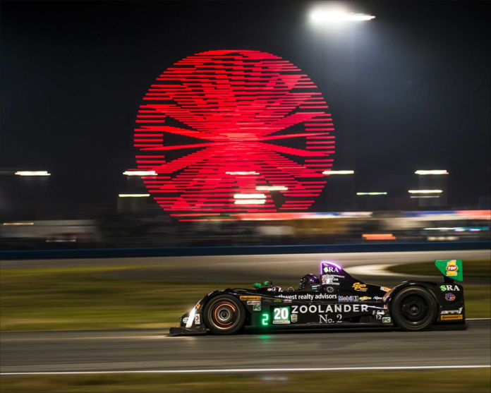 Brazilian speed at The Daytona 24 Hours