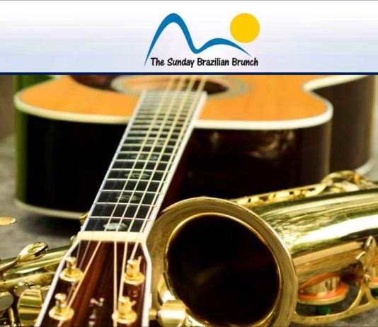 Guitars and Saxes bring us the yin and yang of Brazilian music for all three hours of The Sunday Brazilian Brunch this weekend.