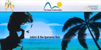 Jobim & The Ipanema Sun on The Sunday Brazilian Brunch at Connectbrazil.com