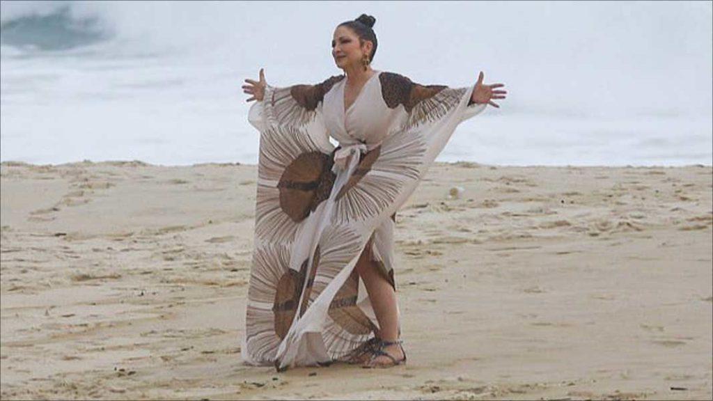 Gloria Estefan Returns To Rio
