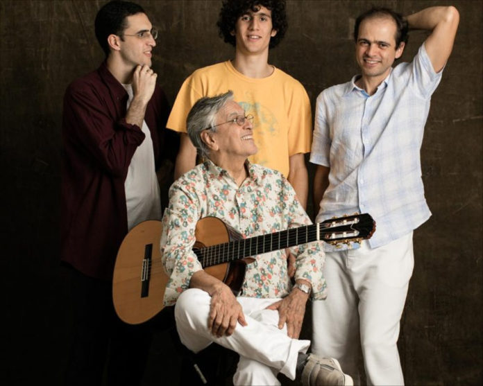 Caetano Veloso's Chicago story adds a new chapter when the Brazilian singer returns to Symphony Center on April 9th. Learn More.
