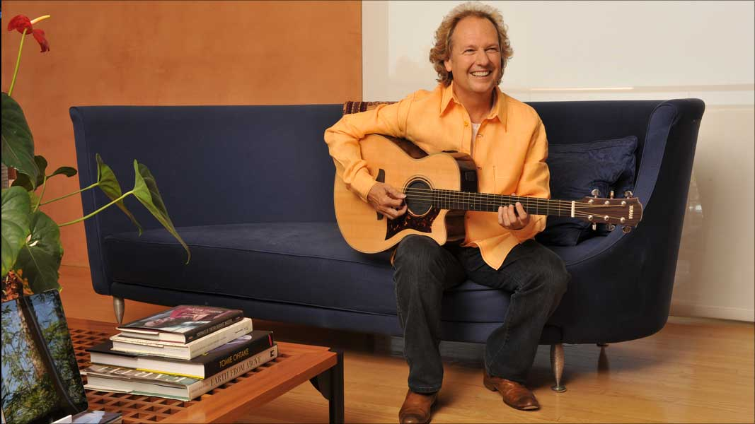 Lee Ritenour reflects on his career-long love affair with Brazilian jazz.
