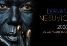 Djavan's 2020 US Tour: